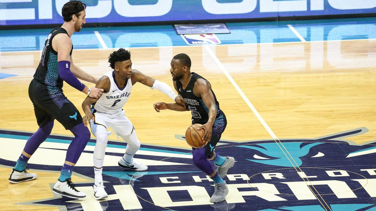 62cf3b4de86 Hornets reveal big plans to celebrate 30 years of NBA basketball in  Charlotte - Charlotte Business Journal