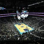 Disappointing season on court hurts Charlotte Hornets at box office