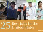 Countdown: Here are the top jobs in the U.S.