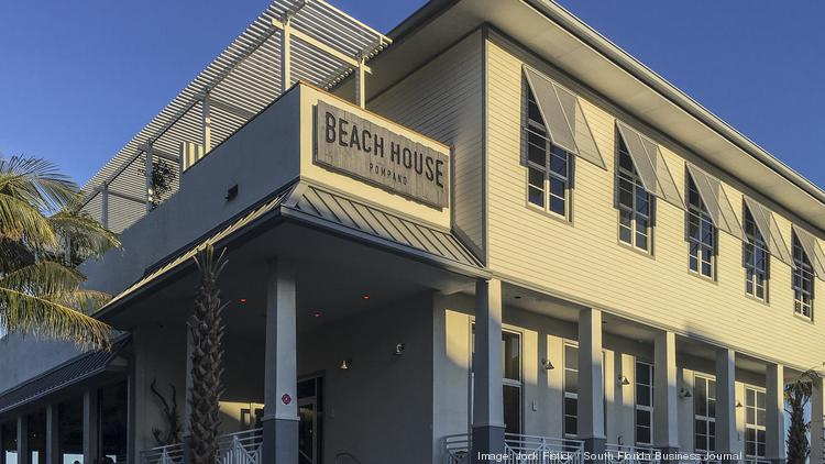 Beach House Pompano Is Set To Open Officially On Friday March 23 At 4pm Located