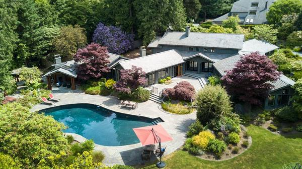 Lawtonwood Estate: An Unparalleled In-City Retreat in Magnolia