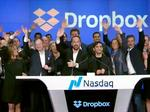 Here are the big winners in the Dropbox IPO as it debuts on Wall Street