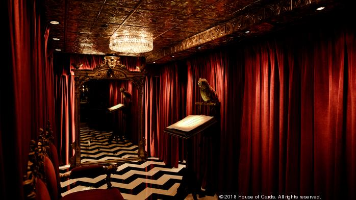Not an illusion: See inside downtown Nashville's new magic-themed speakeasy bar and restaurant