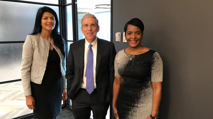 Cousins CEO: First ACP meeting with Mayor Bottoms one of best ever