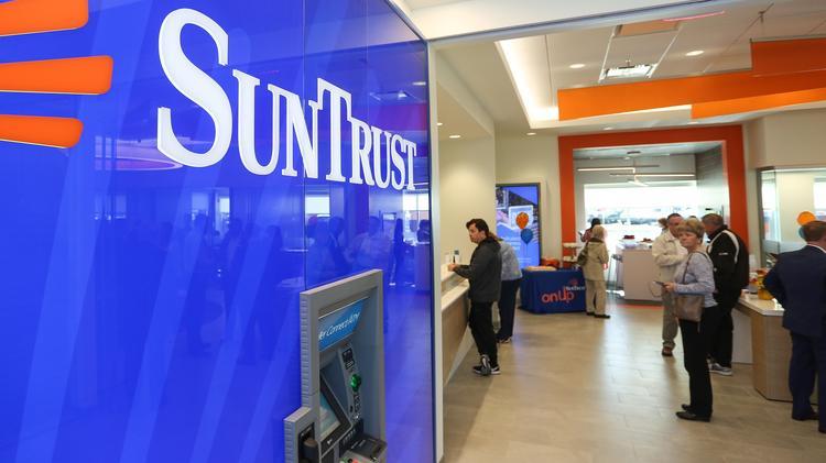 New SunTrust branch in Harrisburg brings video-teller