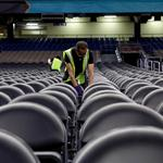 Tour the Alamodome's Final Four makeover (slideshow)