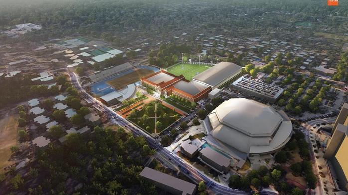 University of Florida plans $130 million sports facilities construction, upgrades
