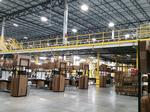 An inside look at Amazon's 1.15-million-square-foot Cecil County warehouse