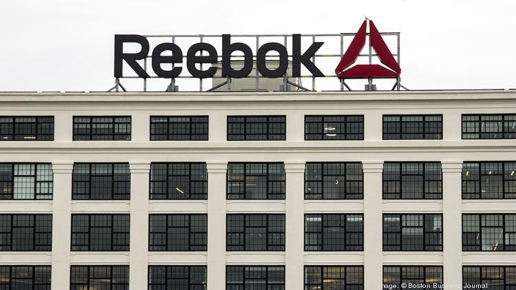 5c35544e6 An 80-foot-long Reebok sign atop Boston s Innovation and Design Building  highlights the