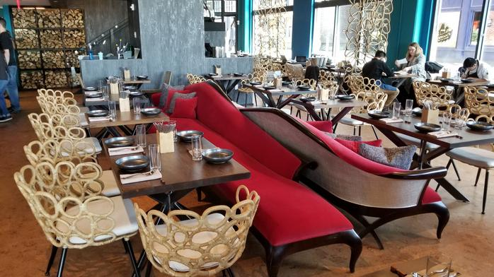 An early look at Kaliwa from Cathal Armstrong, opening soon at The Wharf