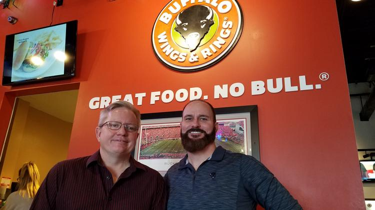Buffalo Wings Rings Opening In Gahanna Scouting For More