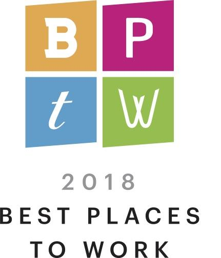 Best Places to Work - 2018