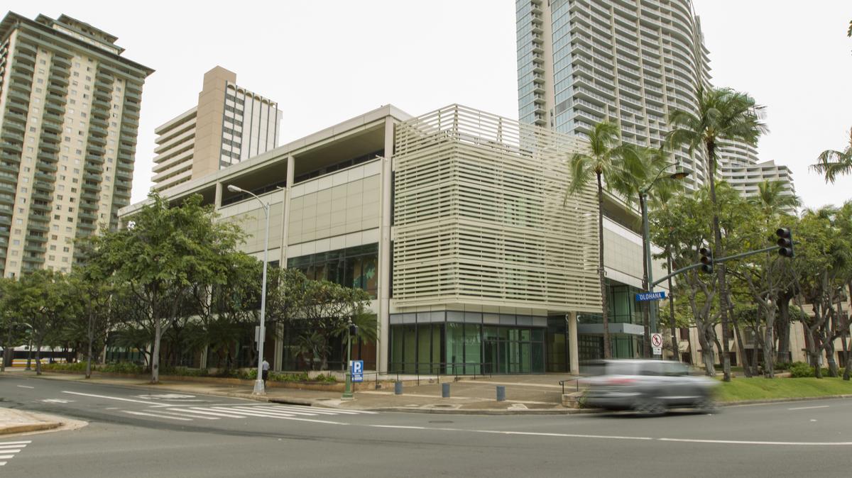Robertson Properties Sells Waikiki's Vacant King Kalakaua