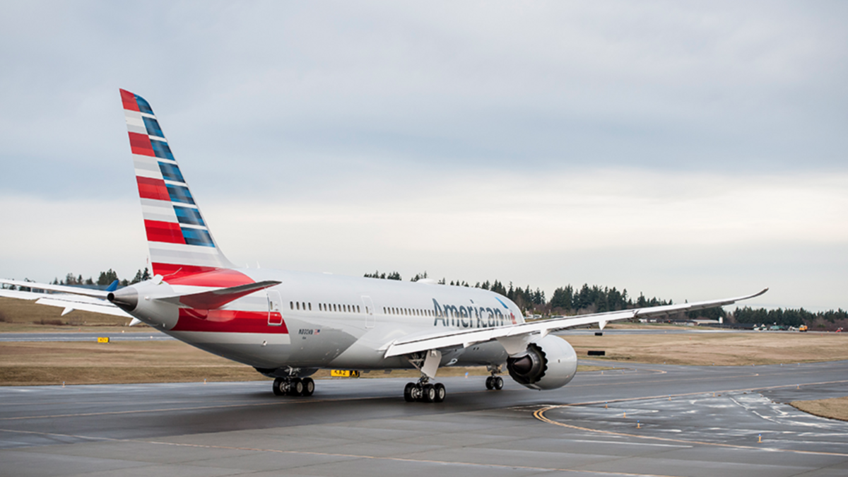 American Airlines Offers Pre Order For Hungry Economy