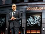 Starbucks' Howard Schultz at Morehouse: 'We live in an age of anger, rage, racial tension'