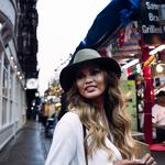 Chrissy Teigen quits Snapchat, driving down Snap shares