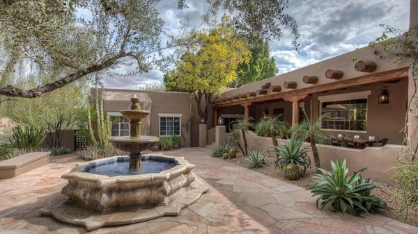 Enchantment Awaits at this Incredibly Special Paradise Valley Home