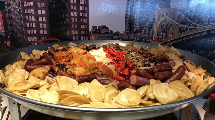 Opening Day: Pittsburgh paella and more ready for Pirates