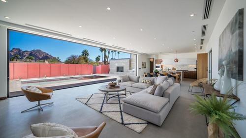 Sleek and Contemporary New Build with Pristine Camelback Mountain Views!