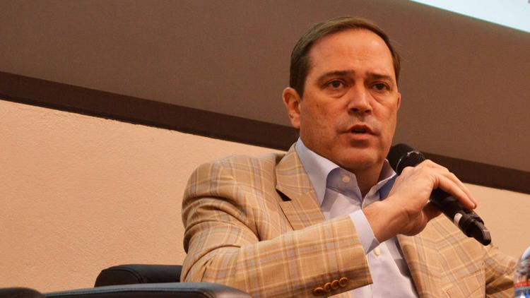 Cisco CEO Chuck Robbins on latest layoffs: It's about 'the customer