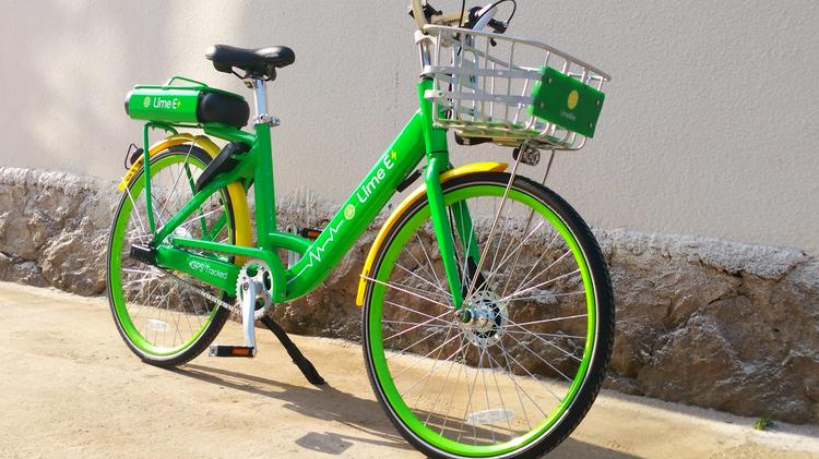 LimeBike coming to Xavier University - Cincinnati Business