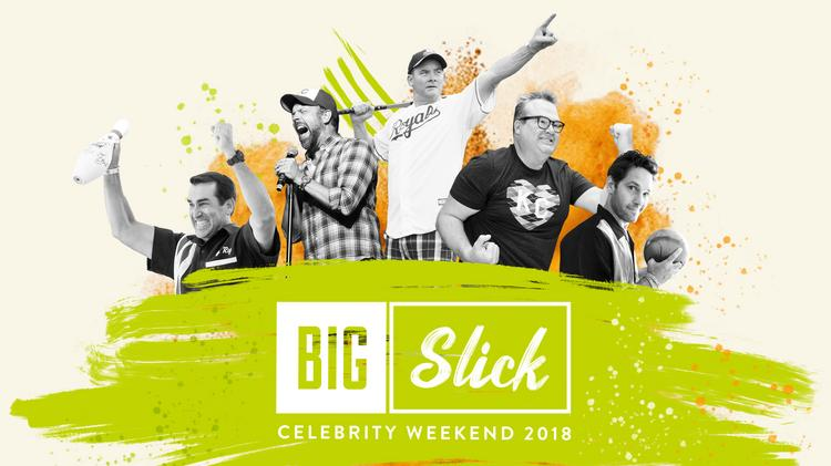 Tickets To 2018 Big Slick Celebrity Events Go On Sale Kansas City