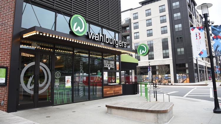 Wahlburgers Coming To The Corners Milwaukee Business Journal