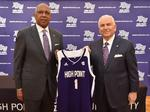 HPU president: Tubby Smith adds value to the school's brand