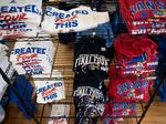 Deep tournament runs drive demand at local sports apparel stores