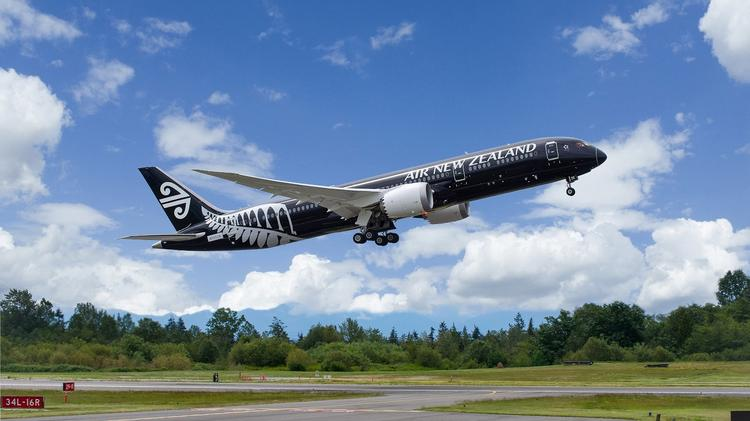 Air New Zealand Will Launch Nonstop Service Between Chicago And Auckland On Nov