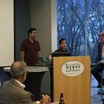 AI startup wins McGinnis Venture Competition
