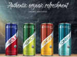 Winston-Salem a launch market as Red Bull introduces organic sodas