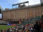 The Camden Yards warehouse, Baltimore's prized baseball landmark, is set for a gussy up
