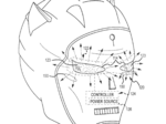 Disney patent to upgrade technology in character helmets
