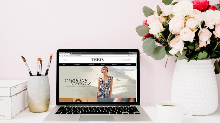Tootsies clothing boutique unveils new e-commerce website - Houston ...