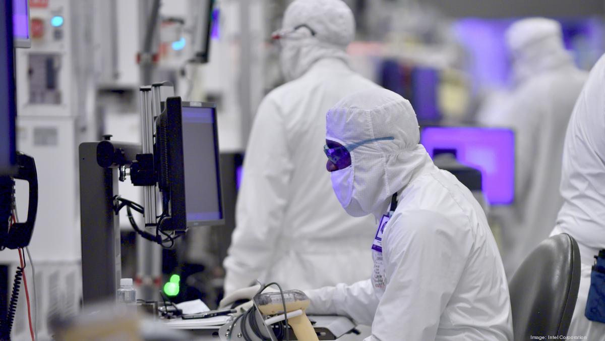 Intel Corp's (Nasdaq: INTC) Oregon workforce hits new high ...