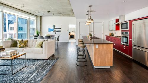 Incredible Penthouse in coveted One Riverfront