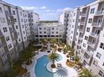 2018 Top Apartment Project: Innovative luxury Broadstone Winter Park has resort-style cabanas