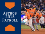Here are the Astros players with the largest contracts