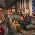 Atlanta Hawks open 'unprecedented' sales center for Philips Arena transformation (Video)
