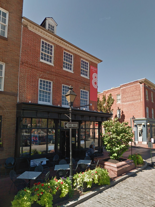 8 Ball Bar Grill Will Close Early Next Week In Fells Point The Restaurant