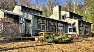 Custom Home with Lake Views and Docking on Lake George