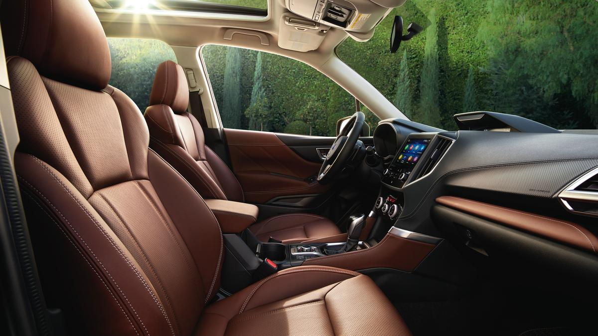 Automotive Minute 2019 Subaru Forester Is More Spacious Safe And