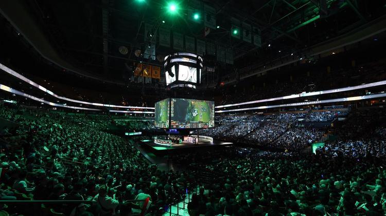 They got game: Boston's sports teams move into the e-sports