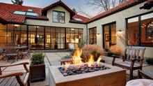 Indoor to Outdoor Elegance