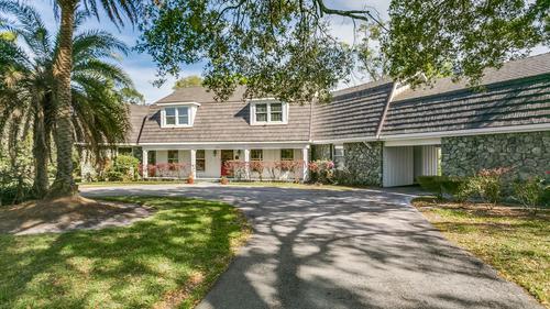 Custom home in Deerwood for $1,250,000
