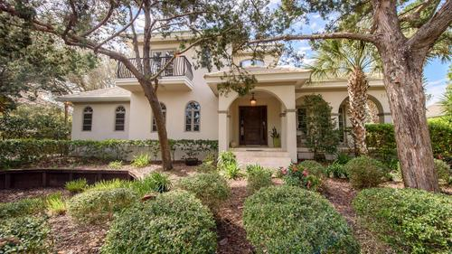 Breathtaking home with elegant charm in St. Augustine for $997,000
