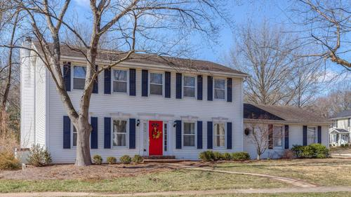 Charming Colonial in West County