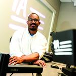 WAMU talk show host Joshua Johnson is taking it '1A' at a time