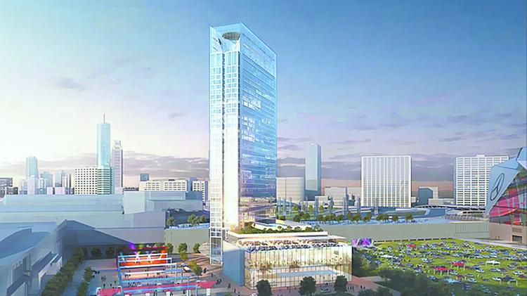 Hospitality Notes New Convention Hotel Agreement Nearing Project